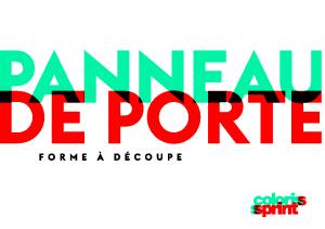 PANNEAU DE PORTE